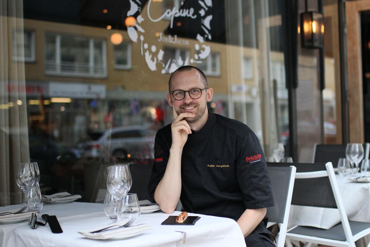 Chef Jungstedt Bonbon chef