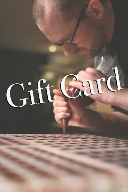 Gift Card at Chef Jungstedt