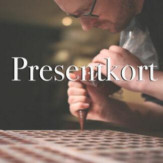 Presentkort hos Chef Jungstedt
